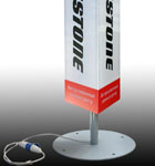 Рекламный стенд «Bridgestone»