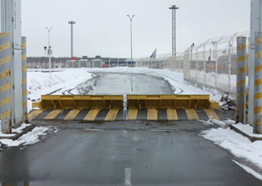Противотаранные заградительные устройства в Домодедово