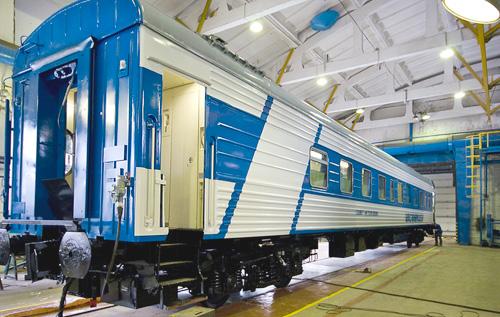 Оснащение и модернизация вагонов
